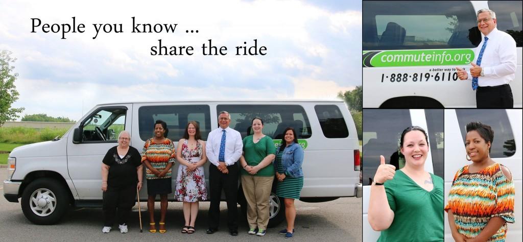 Rideshare Van